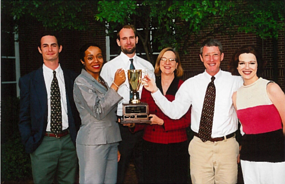 Inaugural FRC Faculty/Staff Team early 2000s